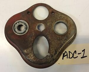Ford Model A Oval Speedometer Dash Gauge Cluster For Restore Rat Rod adc1