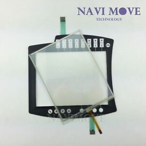 New Membrane Keypad Touch Glass Panel For Kuka Teach Pendant Krc4 00 168 334