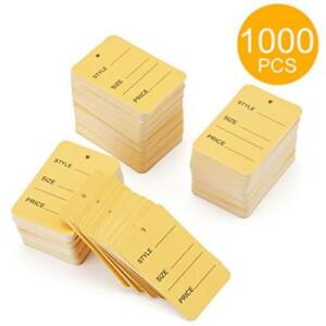 Metronic Marking Tags price Paper Tag Pack Of 1000 3 pricetig 5902 y01000 New