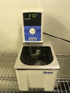 Grant Gd100l Circulating Immersion Bath Used Tested Excellent
