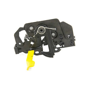 New Oem 2014 2018 Ford Fiesta Hood Lock Latch With Perimeter Anti theft