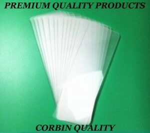 500 Bookmark Laminating Laminator Pouches Sheets 2 3 8 X 8 1 2 5 Mil Quality