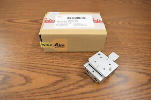 Leica 14050237999 Universal Cassette Clamp With Adapter For Rm2125 Microtome