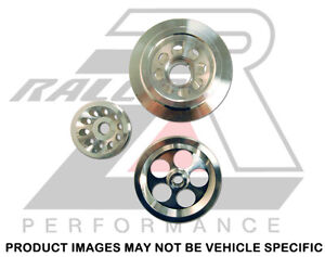 Ralco Rz Performance 3pcs Pulleys Kit Acura Cl Accord Prelude 93 01 4cyl
