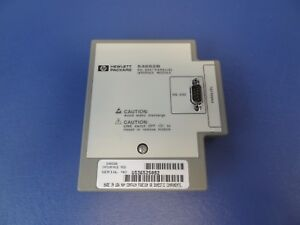 Hp agilent 54652b Rs232 parallel I o Module For 546xxb Scopes