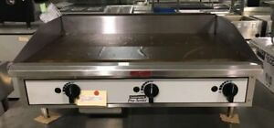 Toastmaster Pro series 36 Flat Grill csi903 great Deal