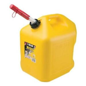 Midwest Can 8600 Diesel Can 5 Gallon Capacity Durable Us Seller New