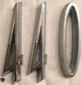 Nos Mopar 1963 426 Max Wedge Dodge Polara 440 Roof Pillar Numbers Emblems