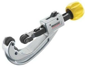 Ridgid 32078 151 Quick Acting Csst Cutter 3 8 1 Od Capacity