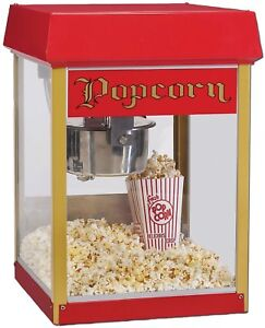 Gold Medal Funpop Popcorn Popper Machine New 4 Oz 2404 Commercial Grade Indoor