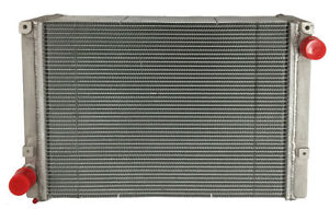 84475135 Radiator For Case Ih Sr220 Sv250 Sv300 Tr320 Skid Steer Loaders