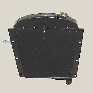 Chevrolet Chevy Truck 1 2 And 3 4 Ton 6 Cyl 3 Core Copper Radiator 1941 1946