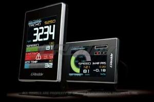 Greddy 16001604 Intelligent Infometer Touch Engine Monitor For Universal Fit