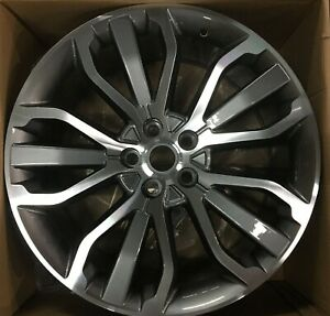 22 Range Rover Autobiography Supercharge Sport Wheels Rims Factory 2018 2019