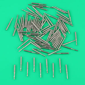 10 100pcs Dental Carbide Burs Fg 557 Friction Grip Midwest Type Usa Seller