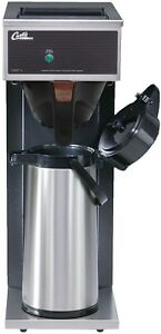 Coffee Curtis Pourover Brewer Airpot 2 2l Commercial Air Pot Maker Machine Home