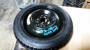 06 07 08 09 10 11 Honda Civic Spare Tire Wheel 125 70 15