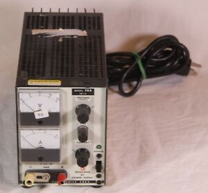 Kikusui Pab 18 3 Regulated Dc Bench Power Supply 18v 3 Amps