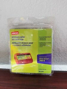 Replacement Postage Meter Ink Cartridge For Pitney Bowes 769 0