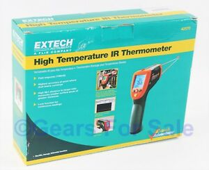 Extech 42570 Dual Laser Infrared Thermometer New In Box