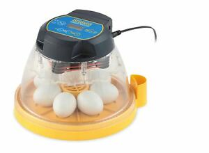 Egg Incubator Mini Automatic 7 One Size Hatching Chicken