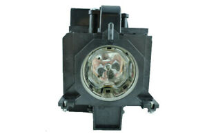 Oem Bulb With Housing For Eiki Lc xl200ai Projector With 180 Day Warranty