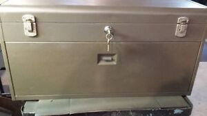 Kennedy 52611 8 Drawer Machinist s Tool Chest