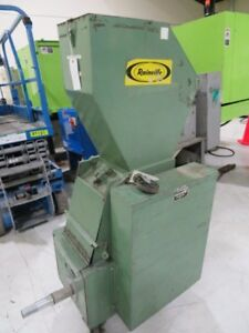 Rainville Mn1011 Used Portable Grinder 10 X 11 5hp 230v 8093