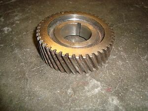 Ford Industrial Engine 42 Tooth Crank Gear D3jl6306a 134 172 192 Gas Diesel