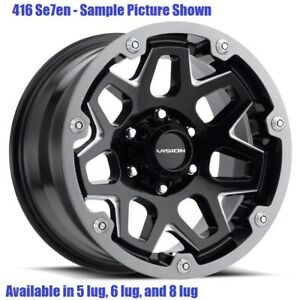 4 New 17 Wheels Rims For Chevy Avalanche 2500 4wd Gmc C 2500 8 Lug 21858
