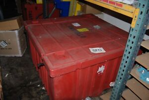 Heavy Duty Moving Crates With Lids
