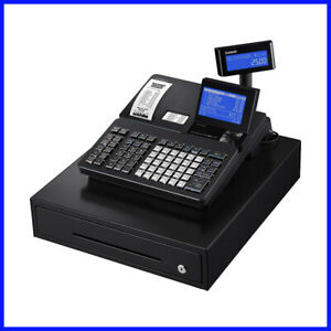 no Tax Casio Pcr t2300 Black Cash Register