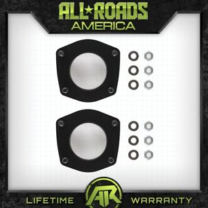 2 Front Leveling Lift Kit 05 10 Jeep Wk Grand Cherokee 2wd 4wd