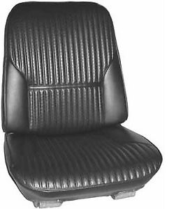 1969 Olds Cutlass 442 Buckets Rear Bench Seat Covers Seat Covers Legendary