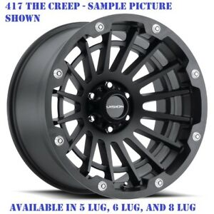 4 New 17 Wheels Rims For Gmc C2500 C3500 8 Lug Chevy Suburban 25