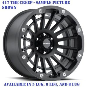 4 New 17 Wheels Rims For Chevy Express Van 3500 K 2500 8 Lug 21867
