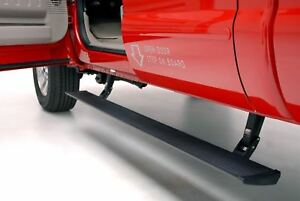Amp Powerstep Electric Running Boards For Ford F 250 F 350 F 450 Excursion