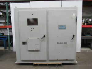 Klassen Jic Electrical Enclosure Cabinet 94x85x20 W 60a Disconnect