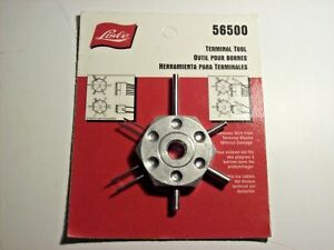 Lisle Terminal Tool 56500 For Wire Removal