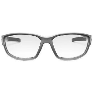 Ergodyne Skullerz Kvasir Safety Glasses Matte Gray Frame