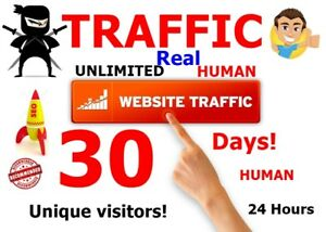 Unlimited Human Traffic By Google Twitter Youtube And Many More To Web Site