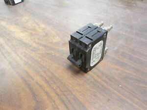 Airpax Dc Circuit Breaker Celhpk11 1rec5 32759 150 150a 80vdc 2p Use