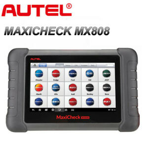 Autel Maxicom Mx808 Auto Obd2 Diagnostic Scanner Tool Better Than Mk808 Md808pro
