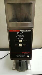Grindmaster cecilware 250 3a Food Service Coffee Grinder With 3 Portion Sizes