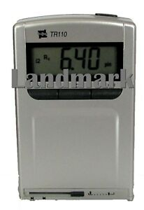 Uinch Um Ra Rz Surface Roughness Tester Gauge Profilometer Time3110 Time Tr110
