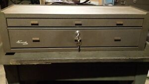 Kennedy Mc 28 2 Drawer Machinist s Tool Chest