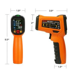Infrared Thermometer Zoto Digital Laser Temperature Gun Non Contact