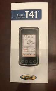 Spectra Precision Trimble T41 Data Collector With Survey Pro 6 2 0 23