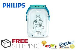 Philips Heartstart Hs1 Adult Smart Defibrillator Pads Cartridge New Pad