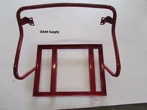 Farmall International Ih Tractor Steel Seat Frame 140 Cub 100 300 350 130